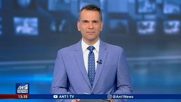 ANT1 NEWS 14-03-2020 ΣΤΙΣ 13:00