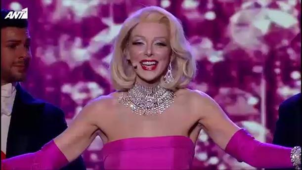 Your Face Sounds Familiar All Star - Μπέττυ Μαγγίρα - Ημιτελικός