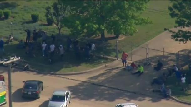 Πυροβολισμοί στο Τέξας