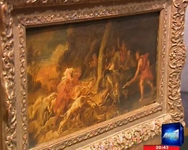 Αυθεντικός ο κλεμμένος πίνακας του Ρούμπενς