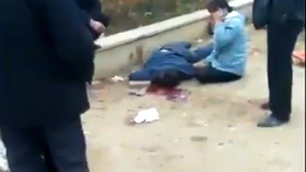 Κίνα: Αυτοκίνητο έπεσε πάνω σε πλήθος