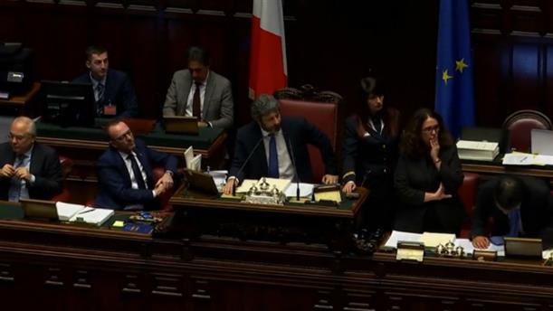 Ένταση στο ιταλικό κοινοβούλιο για τον προϋπολογισμό