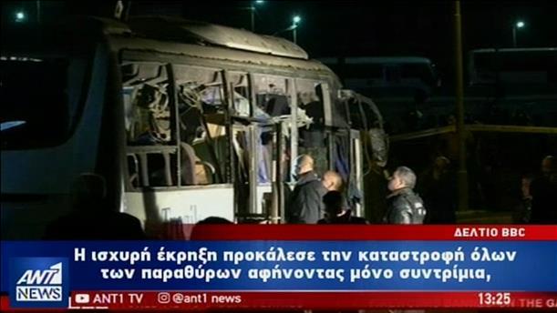 Ενέδρα θανάτου σε τουριστικό λεωφορείο κοντά στις Πυραμίδες της Γκίζας