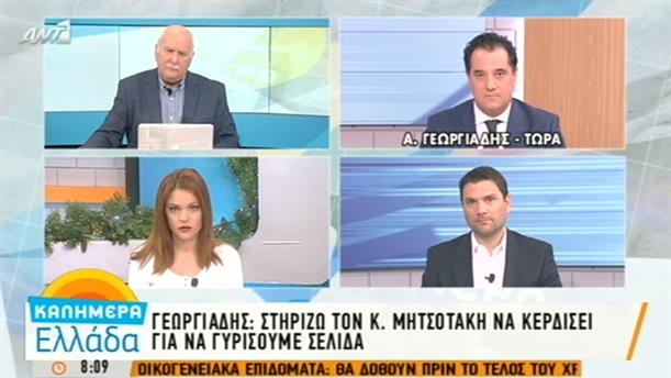 Άδωνις Γεωργιάδης - 22/12/2015