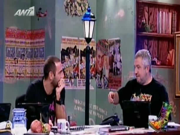 Ράδιο Αρβύλα - 07/11/2011