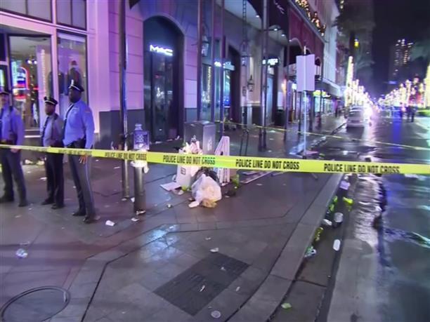 Πυροβολισμοί στην Νέα Ορλεάνη