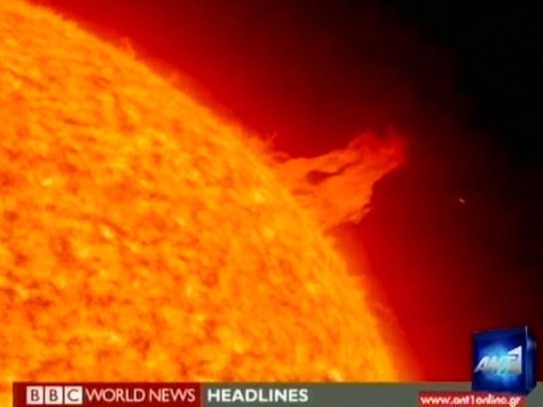 Πρώτες τρισδιάστατες εικόνες του Ήλιου