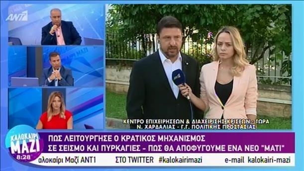Ν. Χαρδαλιάς - ΚΑΛΟΚΑΙΡΙ ΜΑΖΙ - 22/7/2019