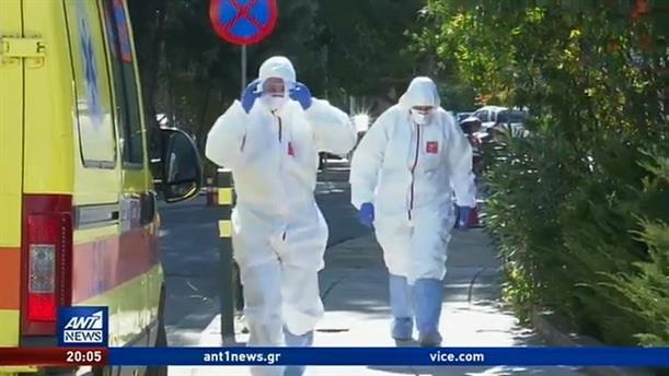 """Κορονοϊός: """"Έσπασαν"""" τα τηλέφωνα στον ΕΟΔΥ από πολίτες για πιθανά κρούσματα"""