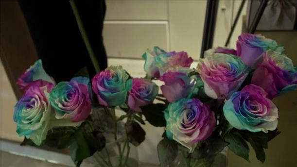 Κίνα: Ανθοπωλείο δίνει δώρο απολυμαντικό μαζί με τα λουλούδια του Αγίου Βαλεντίνου