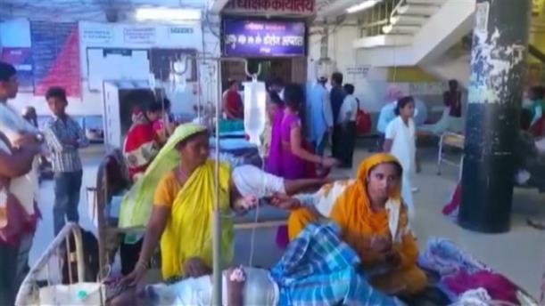 Αυξήθηκαν οι νεκροί από τον καύσωνα στην Ινδία