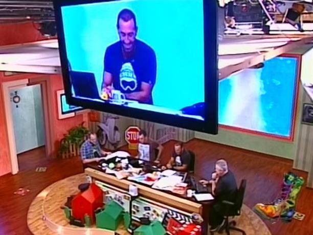 Ράδιο Αρβύλα - 20/11/2012