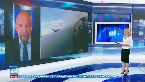 Μπαράζ παραβιάσεων στο Αιγαίο από τουρκικά αεροσκάφη
