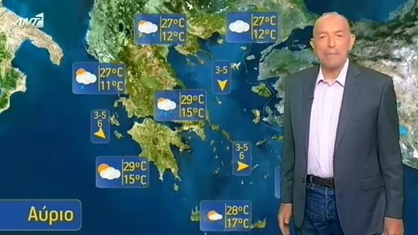 ΔΕΛΤΙΟ ΚΑΙΡΟΥ ΓΙΑ ΑΓΡΟΤΕΣ – 06/06/2016