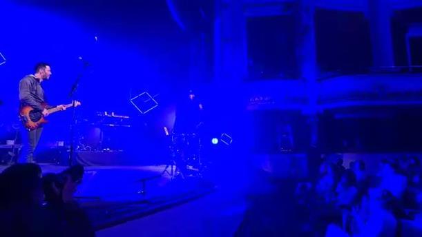 Κορονοϊός - Βέλγιο: Δοκιμαστική συναυλία με εκατοντάδες θεατές