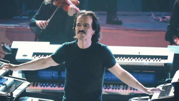 Μεγάλη συναυλία του Yanni στο φεστιβάλ της ALULA