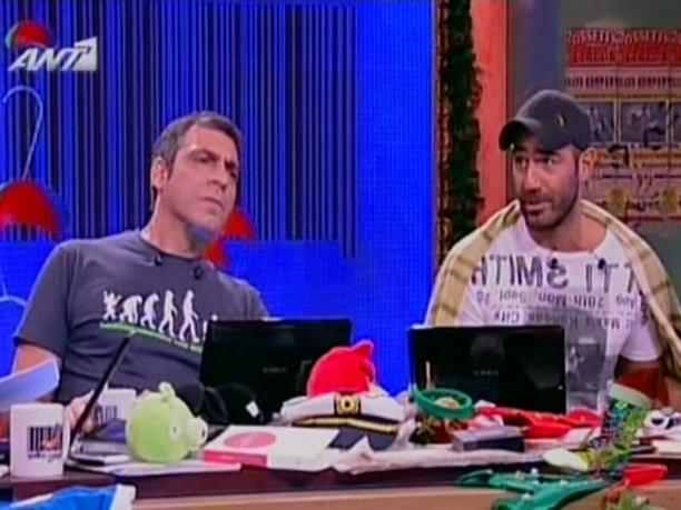 Ράδιο Αρβύλα - 21/12/2011