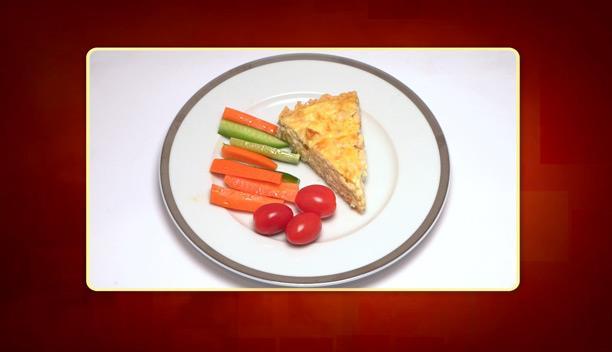 Τάρτα κοτόπουλο της Πωλίνας - Ορεκτικό - Επεισόδιο 36