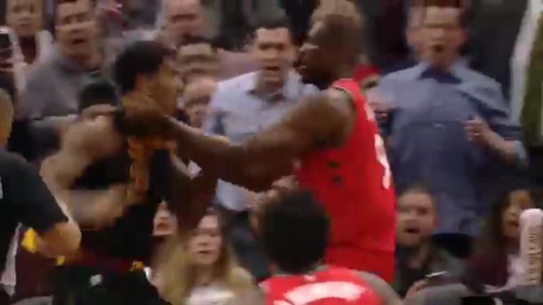 Ξύλο ανάμεσα σε Ιμπάκα και Κρις στο NBA
