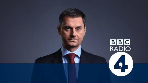 Συνέντευξη του Υπ. Τουρισμού Χ. Θεοχάρη στο ραδιόφωνο του BBC