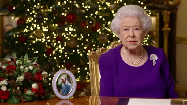To χριστουγεννιάτικο μήνυμα της βασίλισσας Ελισάβετ
