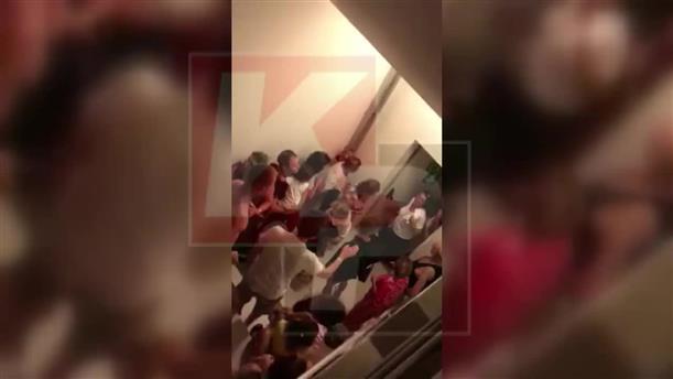 Πανικός σε ξενοδοχείο στα κατεχόμενα από εκρήξεις σε αποθήκες πυρομαχικών