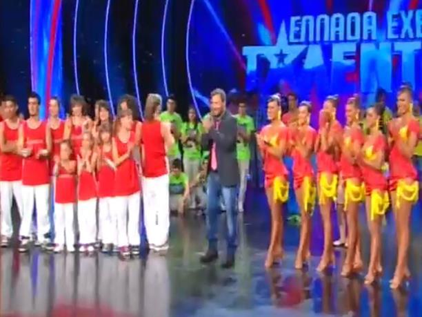 Ελλάδα έχεις Ταλέντο - 27/05/2012