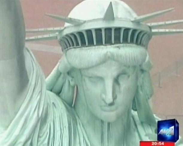 Κλείνει για 1 έτος το Άγαλμα της Ελευθερίας