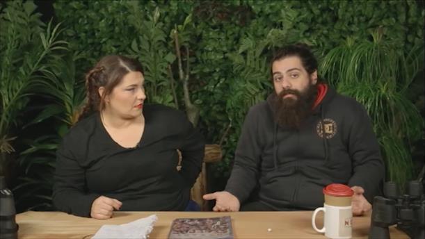 Talking Nomads Day 44: Ποιος μένει-ποιος φεύγει;