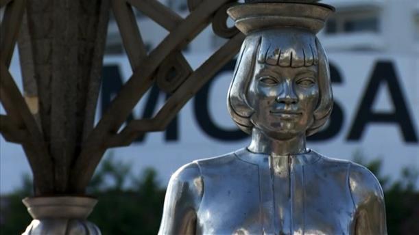 Έκλεψαν το άγαλμα της Μέριλυν Μονρόε