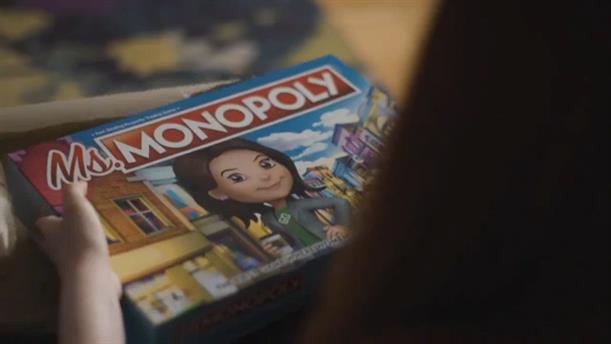 Ήρθε η «Κυρία Μονόπολη»!