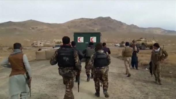 Eπίθεση βομβιστή - καμικάζι στo Αφγανιστάν