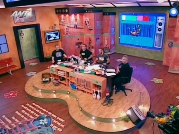 Ράδιο Αρβύλα 28-03-2011