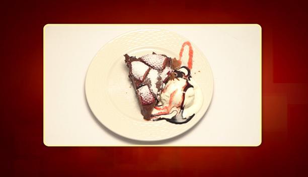 Τάρτα σοκολάτας με φράουλες της Φανής - Επεισόδιο 40