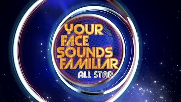 YOUR FACE SOUNDS FAMILIAR – ALL STAR - ΠΡΕΜΙΕΡΑ ΚΥΡΙΑΚΗ 28/02 ΣΤΙΣ 21:00