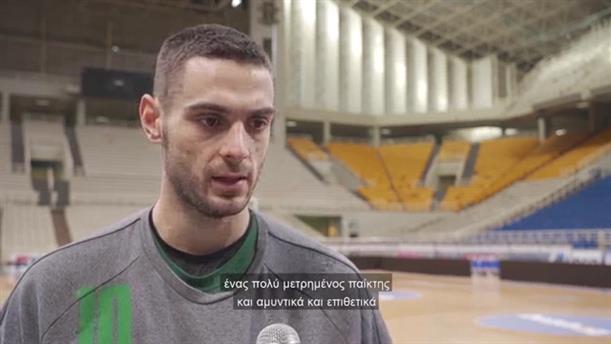 Δηλώσεις του Ιωάννη Παπαπέτρου για την Euroleague και τον Παναθηναϊκό