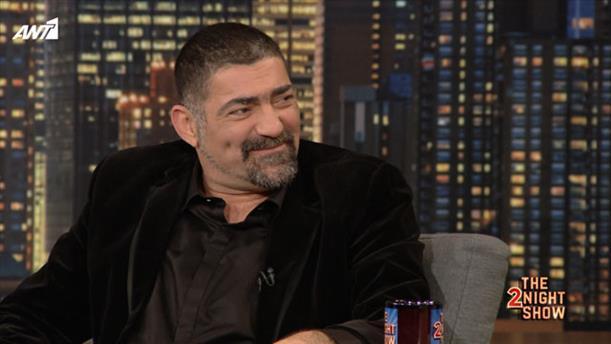 THE 2NIGHT SHOW - Μιχάλης Ιατρόπουλος