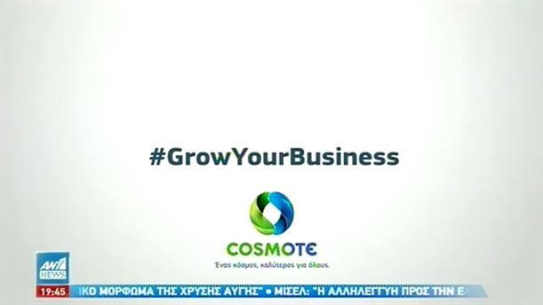 Η Cosmote στο πλευρό των μικρομεσαίων επιχειρήσεων