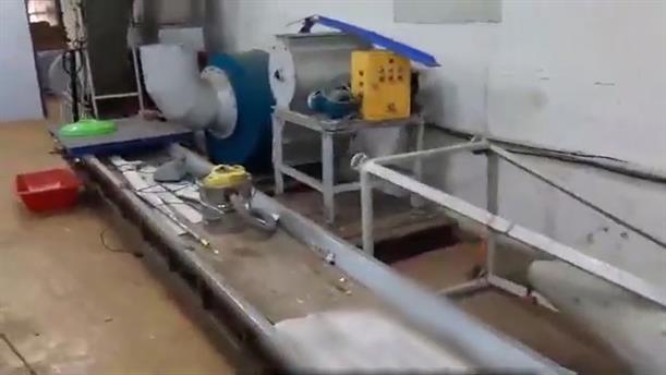 Εντοπισμός εργοστασίου παραγωγής παράνομων καπνικών προιόντων