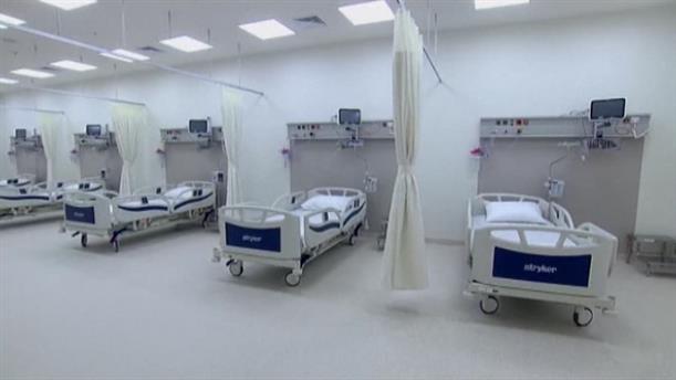Τουρκία: Εγκαινιάστηκε νέο νοσοκομείο για τον κορονοίό