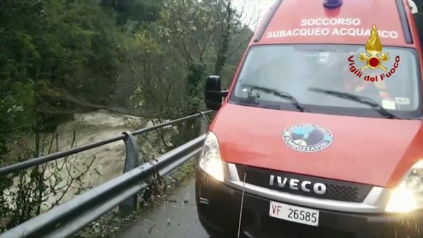 Πλημμύρες και στην Ιταλία