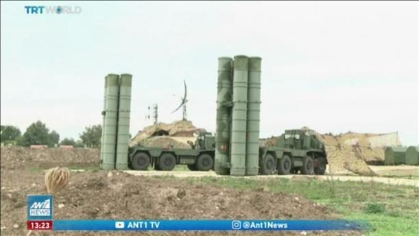 Οι ΗΠΑ επέβαλλαν κυρώσεις στην Τουρκία για τους S-400