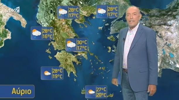 ΔΕΛΤΙΟ ΚΑΙΡΟΥ ΓΙΑ ΑΓΡΟΤΕΣ – 20/06/2015