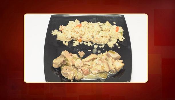 Γλυκόξινο χοιρινό με πιλάφι του Μιχάλη - Κυρίως πιάτο - Επεισόδιο 56