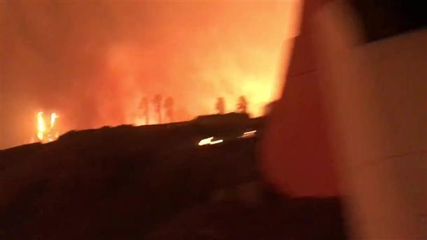 Πυρκαγιές κατακαίουν δασικές εκτάσεις στο βόρειο Μεξικό