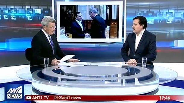 Ο Σάββας Καλεντερίδης στον ΑΝΤ1 για το «κρεσέντο» τουρκικών προκλήσεων