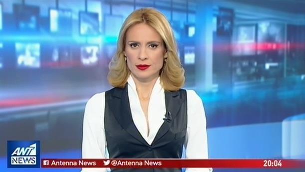 ANT1 NEWS 04-01-2019 ΣΤΙΣ 19:30