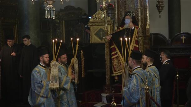 Θεοφάνια: ο εορτασμός στο Φανάρι