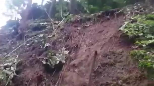 Νεκροί και αγνοούμενοι από τον κυκλώνα στη Νικαράγουα