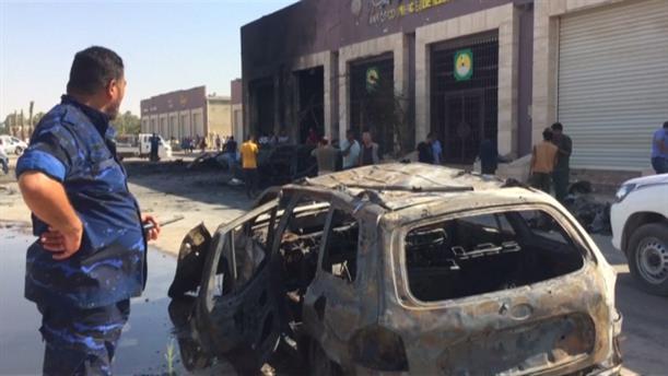 Επίθεση παγιδευμένου αυτοκινήτου στη Λιβύη